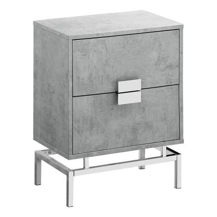 Robo Night Table (Grey)
