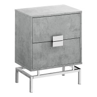 Robo Night Table (Grey)