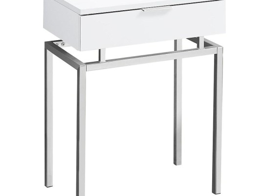 Alexa Night Table (white)