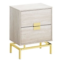 Robo Night Table (Beige)